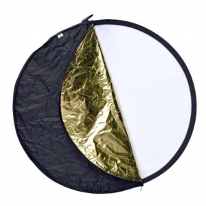 Pantalla Reflectora 5 En 1 80 Cm Compactable C Bolso