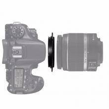 Aro Anillo Inversor Macro 62 67 Reflex Nikon Canon Sony