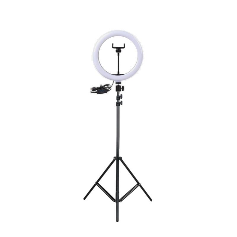 Aro Anillo Selfie Luz Led 26cm Trãpode Ring Light Celular