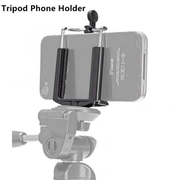 Adaptador Universal Celular A Tripode