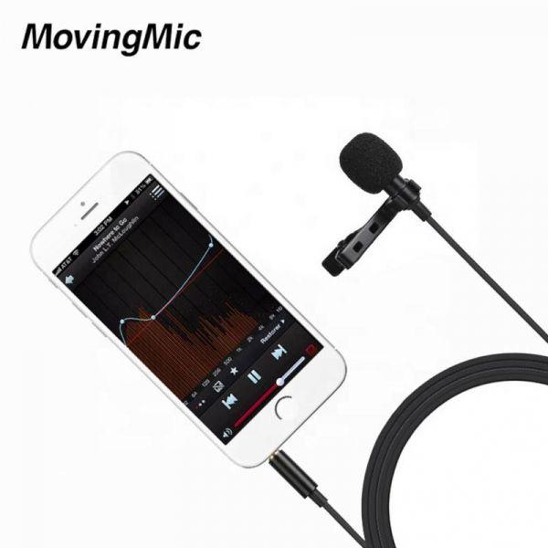 Microfono Lavalier Corbatero