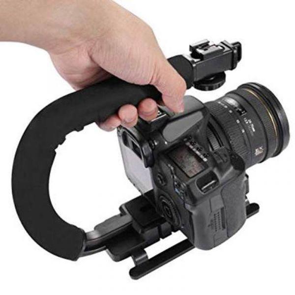 Estabilizador De Mano Tipo C Steadycam Camara Foto Video