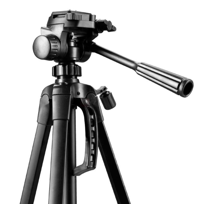 Tripode Weifeng 3520 1,40m Foto P Nikon Canon Sony + Bolso