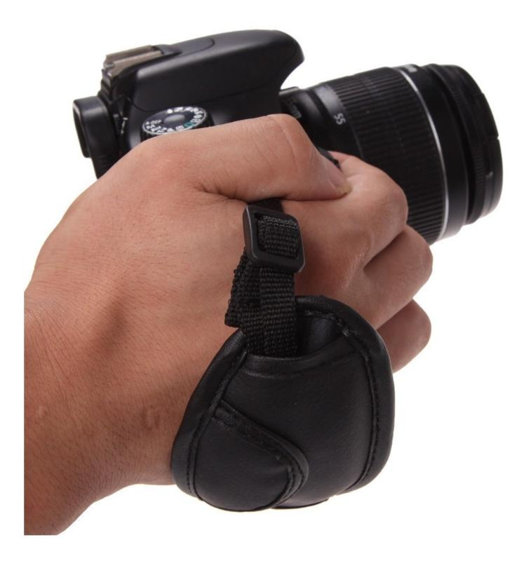 Correa Mano Hand Grip Camara Reflex Canon Nikon