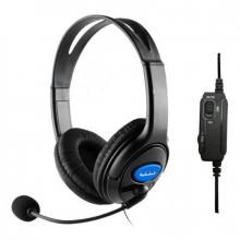 Auriculares Headset Gamer Con Microfono Control Volumen Mute